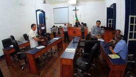 Sessão Extraordinária da Câmara Municipal de Barbacena – 5 de Abril de 2019
