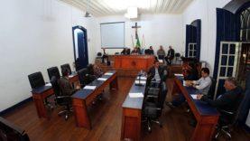 Sessão Extraordinária da Câmara Municipal de Barbacena
