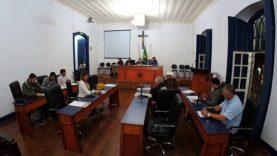 Sessão Extreordinária da Câmara Municipal de Barbacena – 15 de Abril de 2019