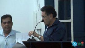 Sessão Ordinária d Câmara Municipal de Barbacena