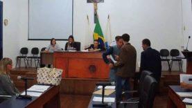 Sessão Ordinária da C6amara Municipal de Barbacena – 02 de Maio de 2019