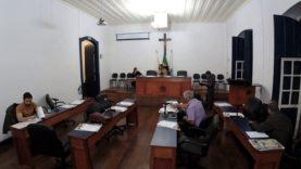 Sessão Ordinaria da Câmara Minicipal de Barbacena – 6 de Novembro 2018