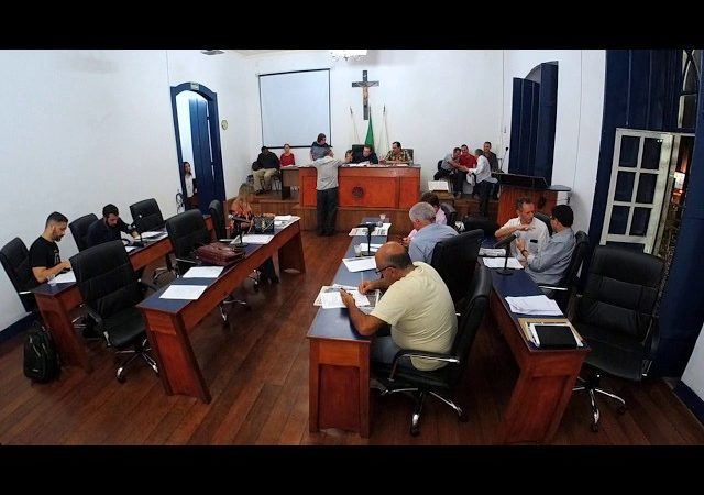 Sessão Ordinária da Câmara Municipal de Barbacena – 03-09-19