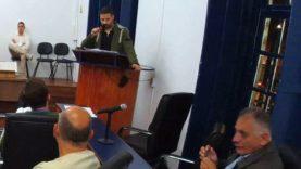 Sessão Ordinária da Câmara Municipal de Barbacena – 08-08-19
