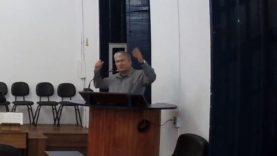 Sessão Ordinária da Câmara Municipal de Barbacena – 1 de Novembro