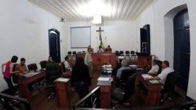 Sessão Ordinária da Câmara Municipal de Barbacena – 13 de dezembro de 2018