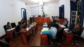 Sessão Ordinária da Câmara Municipal de Barbacena – 13 de Junho de 2019