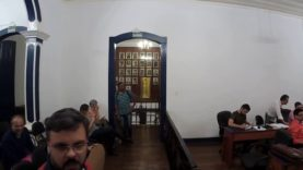 Sessão Ordinária da Camara Municipal de Barbacena – 13 de novembro de 2018