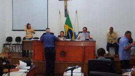 Sessão Ordinária da Câmara Municipal de Barbacena – 16 de Abril de 2019