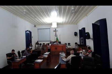 Sessão Ordinária da Câmara Municipal de Barbacena – 18-02-2020