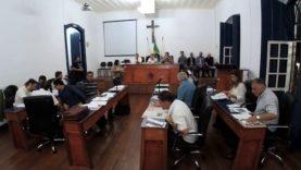 Sessão Ordinária da Câmara Municipal de Barbacena – 19 de Feverreiro de 2019