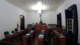Sessão Ordinaria da Camara Municipal de Barbacena
