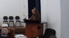 Sessão Ordinaria da Camara Municipal de Barbacena – 20 de Novembro de 2018