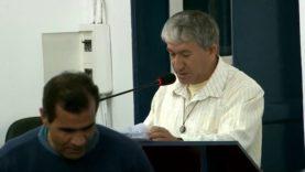 Sessão Ordinária da Câmara Municipal de Barbacena – 21/08/18
