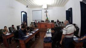 Sessão Ordinária da Câmara Municipal de Barbacena – 21 de fevereiro de 2019
