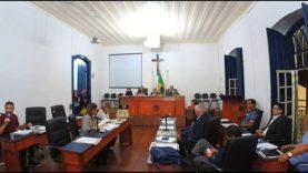 Sessão Ordinária da Câmara Municipal de Barbacena – 21 de maio de 2019