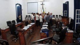 Sessão Ordinária da Câmara Municipal de Barbacena – 21 Dezembro 2018