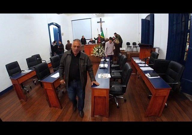 Sessão Ordinária da Câmara Municipal de Barbacena – 22 de Agosto de 2019