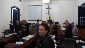 Sessão Ordinária da Camara Municipal de Barbacena – 22 de Novembro de 2018