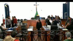 Sessão Ordinária da Câmara Municipal de Barbacena 23/08/18