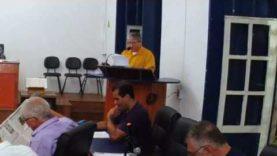 Sessão Ordinária da Câmara Municipal de Barbacena – 23 de abril de 2019