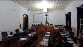 Sessão Ordinária da Câmara Municipal de Barbacena – 23 out 2018