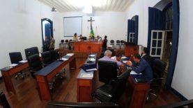 Sessão Ordinária da Câmara Municipal de Barbacena – 25 de Abril de 2019