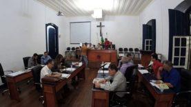 Sessão Ordinária da Câmara Municipal de Barbacena – 26 de Fevereiro