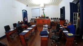 Sessão Ordinária da Camara Municipal de Barbacena – 26 de março de 2019