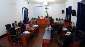 Sessão Ordinária da Câmara Municipal de Barbacena – 27-02-2020