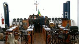 Sessão Ordinária da Camara Municipal de Barbacena – 28 de Agosto