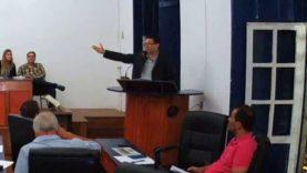 Sessão Ordinária da Camara Municipal de Barbacena – 28 de março de 2019 – parte 2