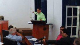 Sessão Ordinária da Camara Municipal de Barbacena – 28 de março de 2019