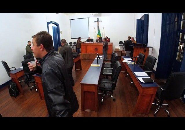 Sessão Ordinária da Câmara Municipal de Barbacena – 29-08-19