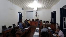 Sessão Ordinária da Câmara Municipal de Barbacena – 29 de novembro 2018