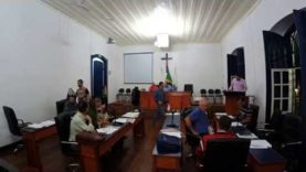 Sessão Ordinária da Câmara Municipal de Barbacena – 30 de Abril de 2019