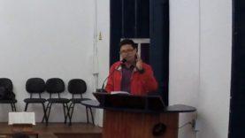 Sessão Ordinária da Câmara Municipal de Barbacena – 30 de Outubro de 2018
