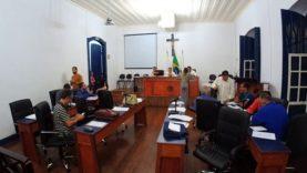 Sessão Ordinária da Câmara Municipal de Barbacena – 4de Abril de 2019