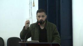 Sessão Ordinária da Câmara Municipal de Barbacena – 6 de Setembro