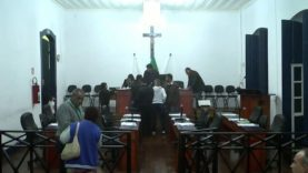 Sessão Ordinária da Câmara Municipal de Barbacena – 7 de Agosto