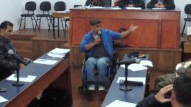 Sessão Ordinaria da Camara Municipal de Barbacena – 8 de Novembro 2018