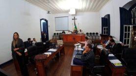 Sessão Ordinária da Câmara Municipal de Barbacena!