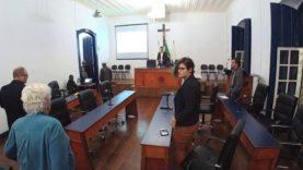 Sessão Pública da Câmara de Vereadores de Barbacena – Brasão do Municipio – 22/05/2019