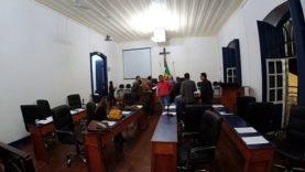 SessãoOrdinária da Câmara Municipal de Barbacena – 16 de Maio de 2019
