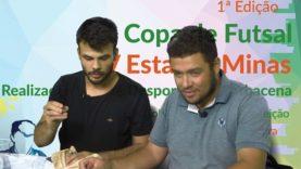 Sorteio das Chaves da Primeira Copa Estação Minas de Futsal