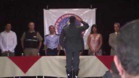 Troca de Comando 2ª CIA IND de Bombeiros – Barbacena