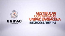 Vestibular UNIPAC.