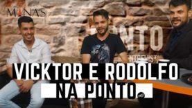 Vicktor e Rodolfo na Ponto