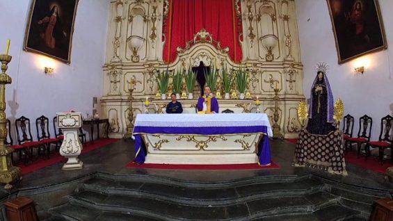 Missa às 11:00hs Santuário da Piedade em Barbacena