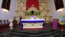 Novena e Missa do Santuário de Nossa Senhora da Piedade – 20-03-2020